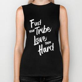 Find Your Tribe - BDSM Triskelion Biker Tank