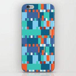Chopin Fantaisie Impromptu (Anemone & Coral Colours) iPhone Skin