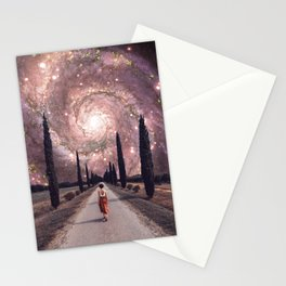 A Wrinkle in Space Stationery Cards