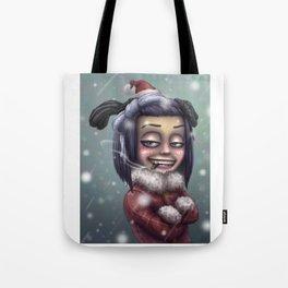 A Kaayla Christmas Tote Bag