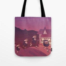 Heigh Ho, Heigh Ho! Tote Bag