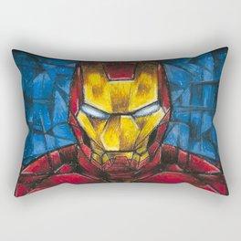 CUBIST IRONMAN Rectangular Pillow
