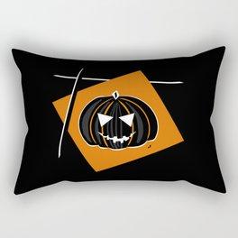 Pumpkin - Halloween Collection Rectangular Pillow