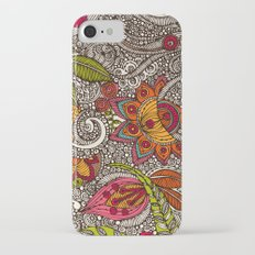 Random Flowers iPhone 7 Slim Case
