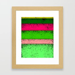 psycholor #H1 Framed Art Print