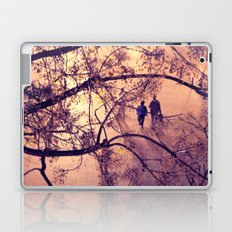 Over the city Laptop & iPad Skin