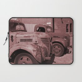 Vintage Cars Laptop Sleeve