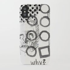 The Chaos Slim Case iPhone X