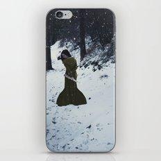 Permafrost iPhone & iPod Skin