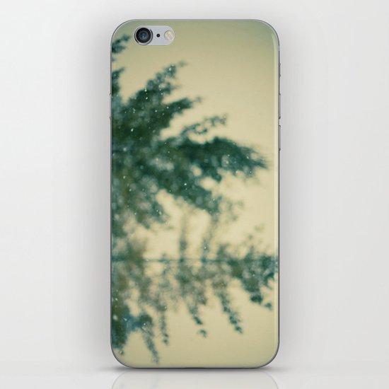 Snowday iPhone Skin