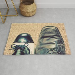 His & Hers Rug