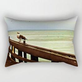 Seagull Rectangular Pillow