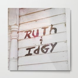 Ruth and Idgie Metal Print