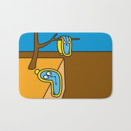 Ooh Zoo – art-series, Dali Bath Mat