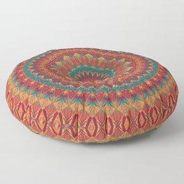 Mandala 554 Floor Pillow