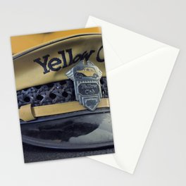 Yellow Hat Stationery Cards