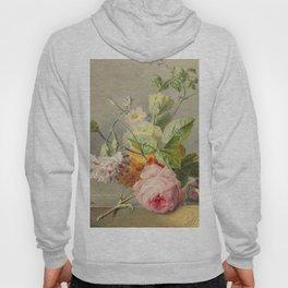 "George Jacobus Johannes van Os ""Floral Still Life"" Hoody"