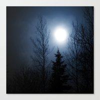 twilight Canvas Prints featuring Twilight  by Fanboy30