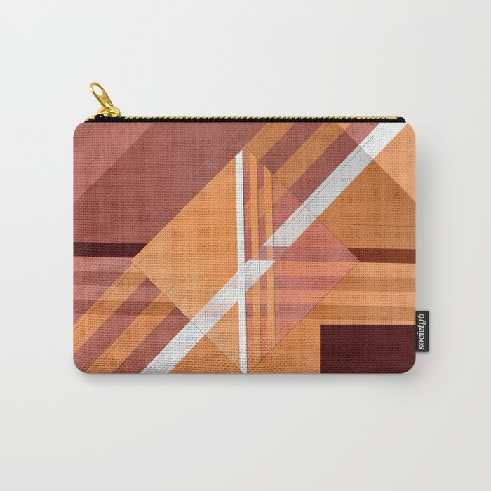 Abstract 2017 020 Carry-All Pouch