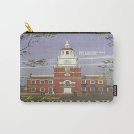 Vintage poster - Pennsylvania Carry-All Pouch