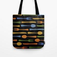 Kitchen Traffic 2 Tote Bag