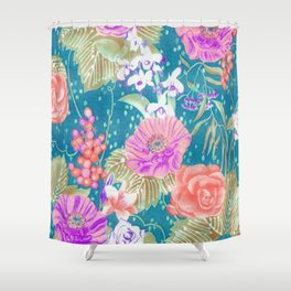 boho 2018 Shower Curtain