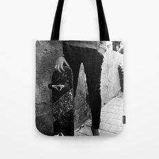 SkateBoard Girl Tote Bag