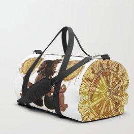 Meditate & Chill Duffle Bag