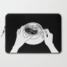 Morning please don't come Laptop Sleeve