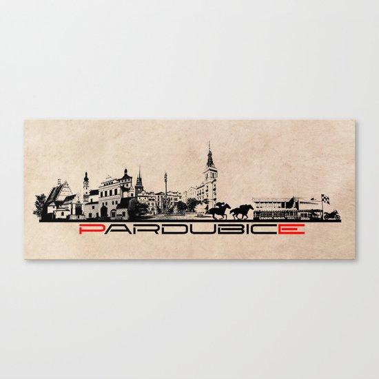 Pardubice skyline city by jbjart
