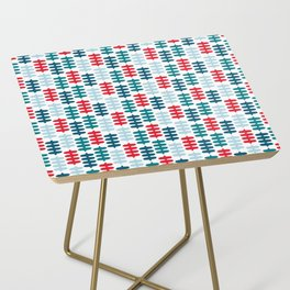 Joy collection - Red leaves Side Table