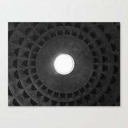 The Pantheon Canvas Print