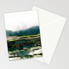 layers of colour 1 Stationery Cards