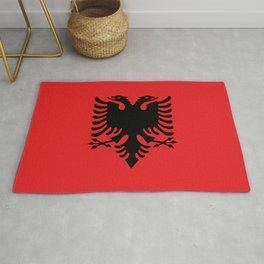 Flag of Albania - Albanian Flag Rug