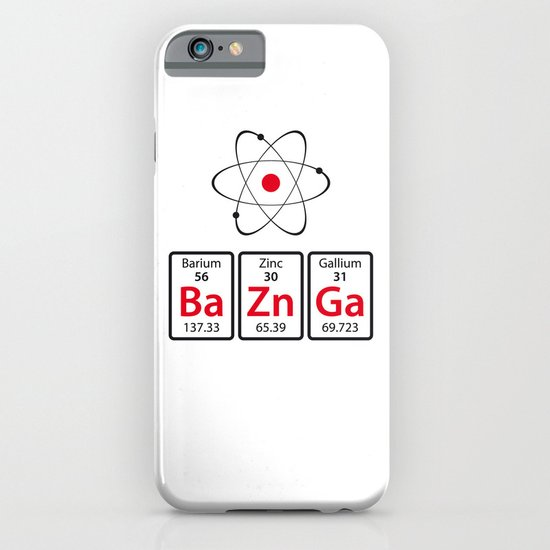 BaZnGa! iPhone & iPod Case