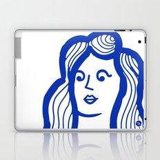 Yo-Yo Girl Laptop & iPad Skin
