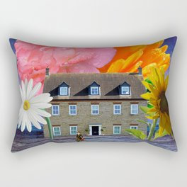 Beachside Property - My Work Here Is Done Rectangular Pillow