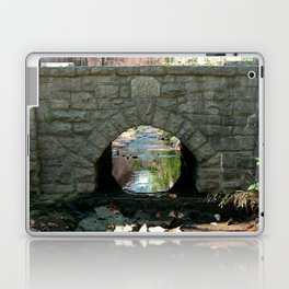 Side Cut Park I Laptop & iPad Skin