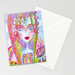 Little Bloomy Stationery Cards