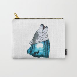 Wolf's Song Carry-All Pouch