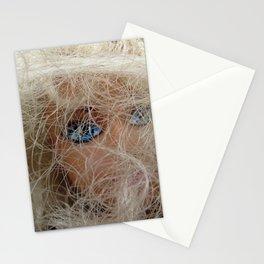 Por el pelo de hoy Stationery Cards