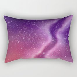 Galaxy tendril Rectangular Pillow