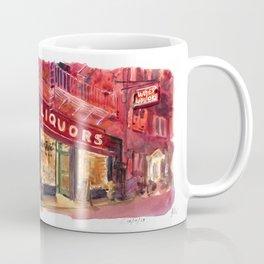 Golden Rule Wine and Liquors Coffee Mug