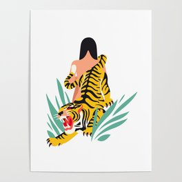 Waking the tiger Poster