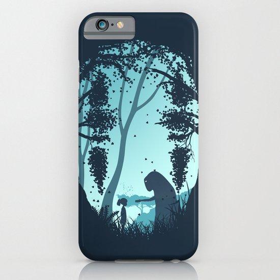 Lonely Spirit iPhone & iPod Case