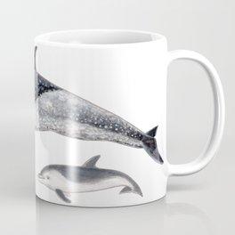 Pantropical spotted dolphin Coffee Mug