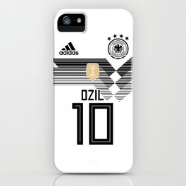 Mesut Ozil - Germany World Cup 2018 iPhone Case