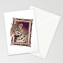 Space Jaguar Stationery Cards