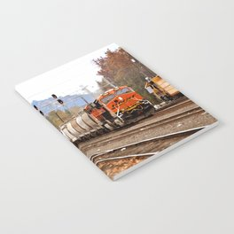 TRAIN YARD Notebook