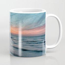 Lighthouse Sunset Coffee Mug